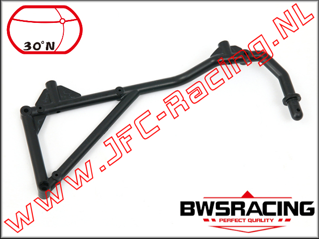 30N-51062, Roll cage Support Front (Right) 30º North 1pcs.