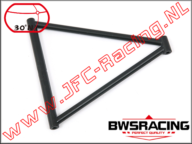 30N-51065, Roll cage Support Window 30º North 1pcs.