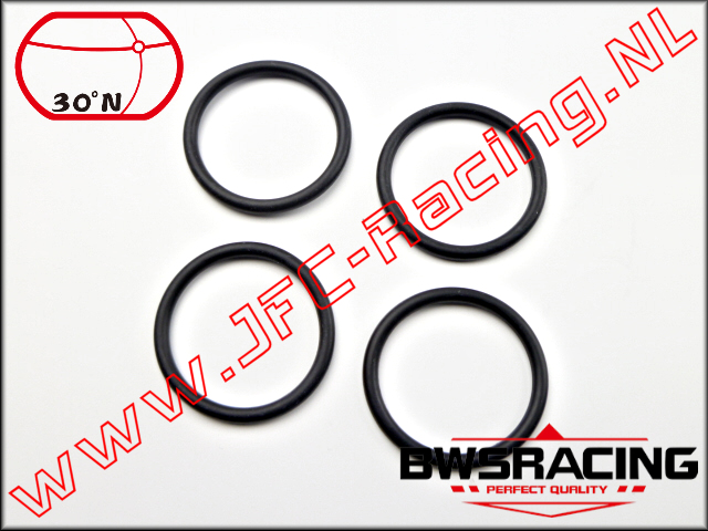 30N-53018, O-Ring Shock Absorber Adjusting Ring 30º North 4pcs.