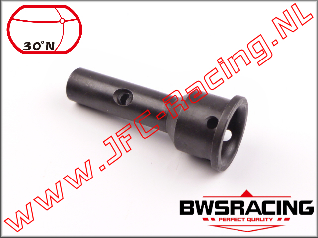 30ºN-55020, Wheel Axle (Front & Rear)(Hardened Steel) 30º North 1pcs.