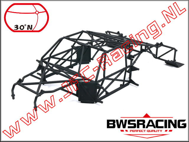 30N-59082, Roll Cage Complete 30º North 1pcs.