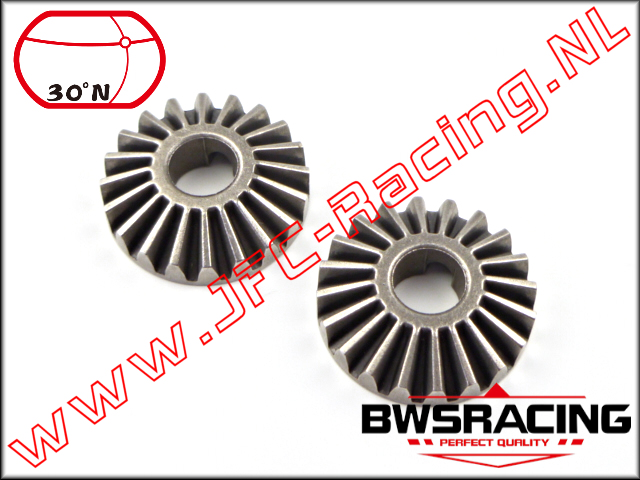 30N-55034, Differential Large Satellite Gear (20 Tooth) 30º North 2pcs.