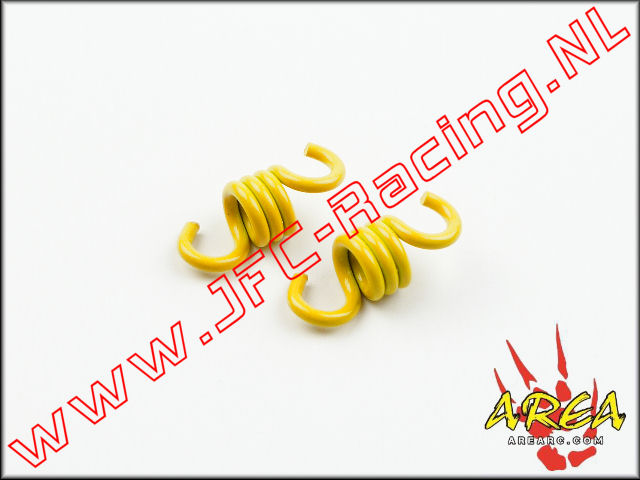 AR-BJ027, Clutch Spring (9500 RPM)(<FONT COLOR=ffff00>Yellow</FONT>)(Area RC) 2st.