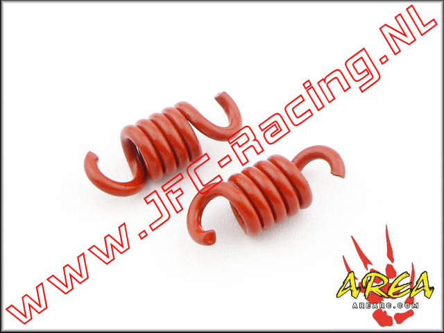 AR-BJ028, Clutch Spring (8000 RPM)(<FONT COLOR=ff0000>Red</FONT>)(Area RC) 2st.