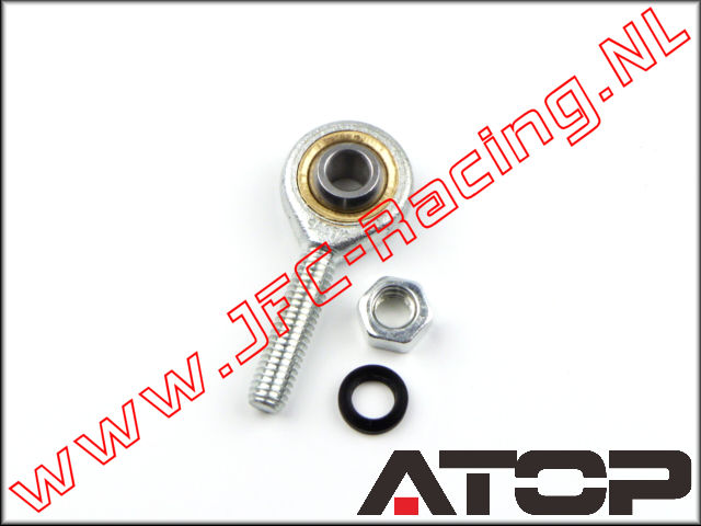 AT-5T012-02, ATOP Ball joint Steel (Ø6 M6 Left) 1pcs.