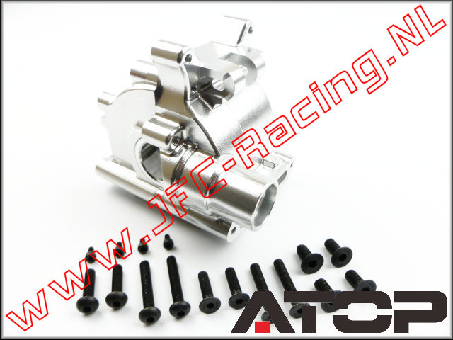 AT-5T016, ATOP Aluminum Rear Alloy Diff (Losi 5ive-T / Losi 5ive-B / Mini WRC)(6061-T6 Alloy) 1pcs.