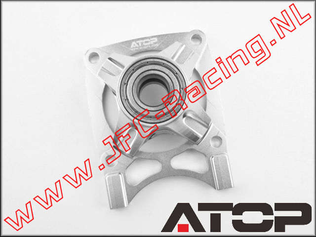 AT-5T019, ATOP Aluminum Clutch Bell Carrier V2 (Losi 5ive-T / Losi 5ive-B / Mini WRC)(6061-T6 Alloy) 1pcs.