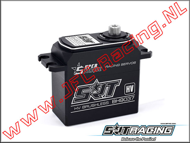 BH9037, SRT Brushless HV BH9037 25T High torque 37.0kg/0.13sec @8.4V 1pcs.
