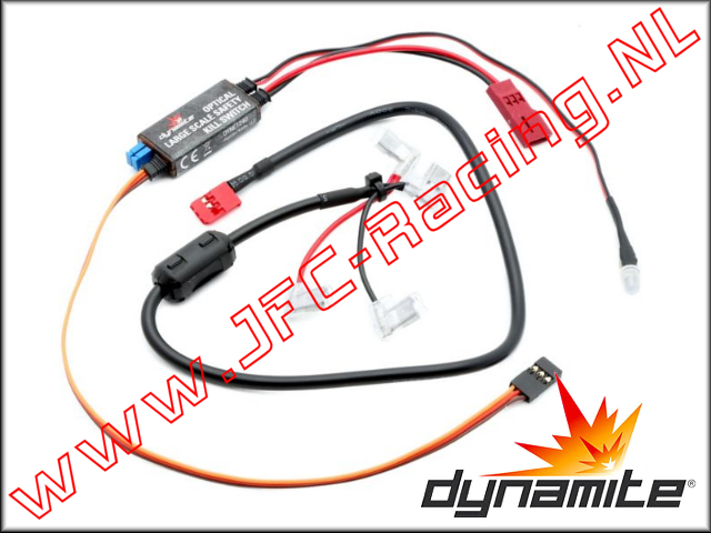 DYNE1240, Dynamite Large Scale Safety Kill Switch 1pcs.