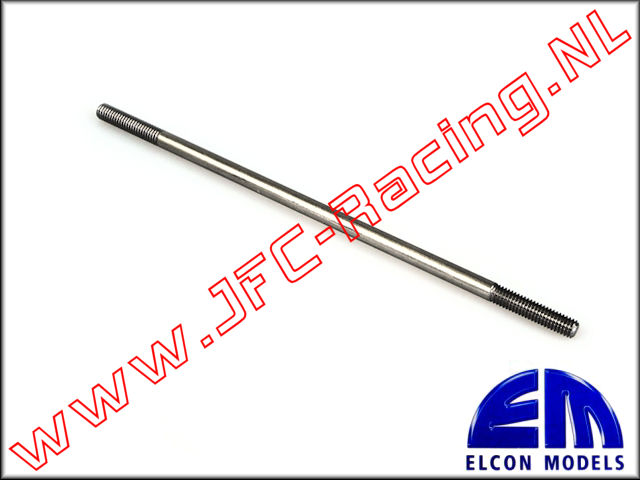 EM 45445, Sevo rod (M4 thread ending) 1pcs.