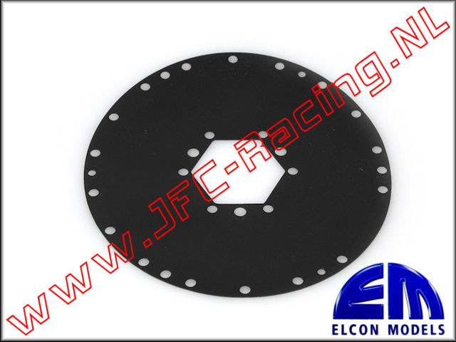 EM 45900-09, Rubber membrane (Air Brake)(mark II) 1pcs.