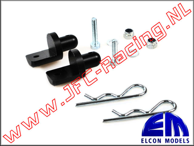 EM 70121, Side Guard Body Pins 1set.