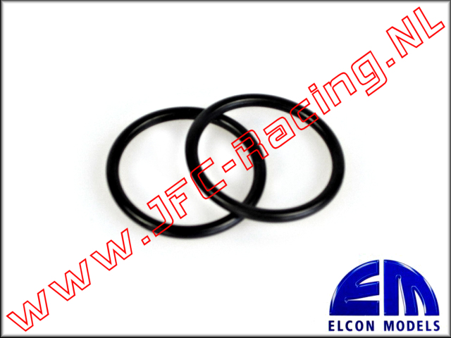EM 70535, O-Ring Spline Drive (20 x 2mm) 2pcs.