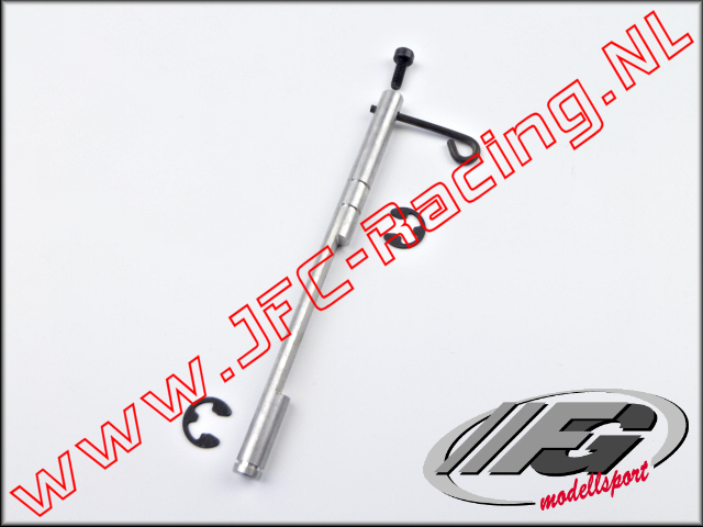 FG 6045/4, Brake Shaft With Brake Lever 1pcs.