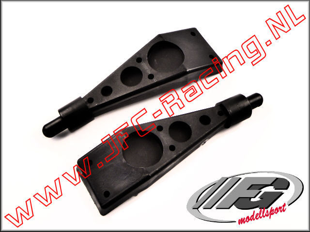 FG 7014, Body mounts (middle/rear)(76mm) 2pcs.