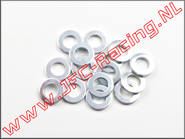 JFC 6734/5, Steel Washer (M6) 15pcs.
