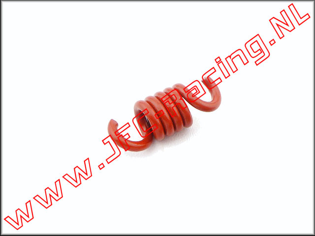 JFC 7317/11, Tuning Clutch Spring (8000 rpm)(<FONT COLOR = ff0000>Red</FONT>) 1pcs.