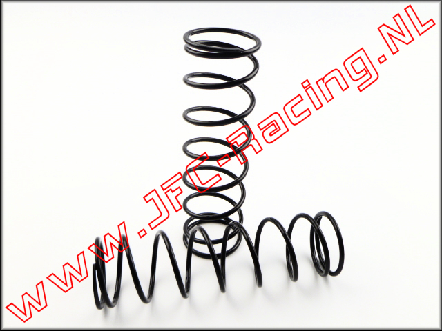 JFC 9018, HD Shock Spring Rear (9,6 lb)(Black)(Losi 5ive) 2pcs.