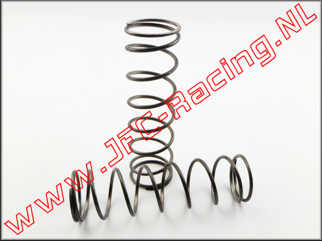 JFC 90219, HD Shock Spring Rear (9,6 lb)(Grey)(Losi 5ive) 2pcs.