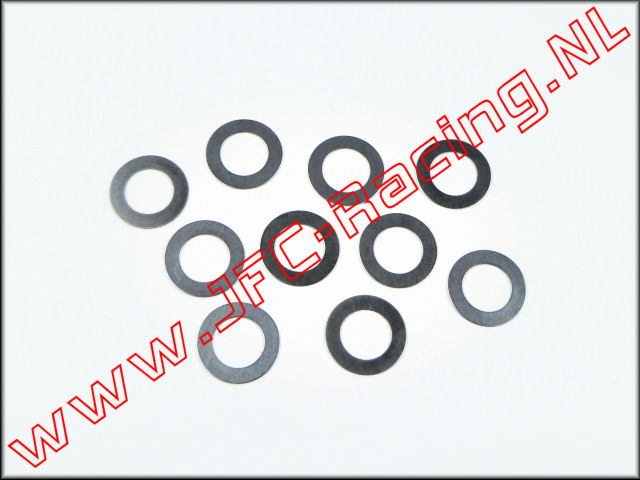 JFC 9934, Shim Ring (9 x 15 x 0,2mm) 10st.