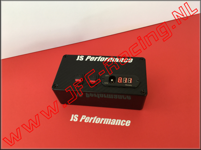 JS 1010, Losi 5ive-T Battery Box (ABS)(JS Performance) 1pcs.