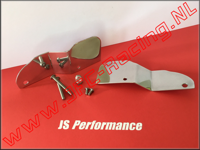 JS 1021, Vekta AlloyCrud Deflector (Front)(JS Performance) 1pcs.