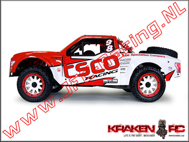 KT7709, VEKTA.5 TSCO Trophy Truck (Kit)(KV5TT-1/5th) 1pcs.