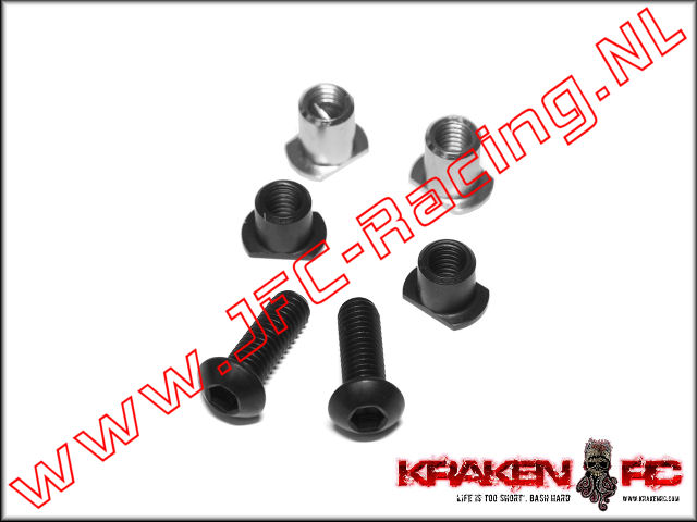 KV2250, VEKTA.5 Spindle Bushings Set 2st.