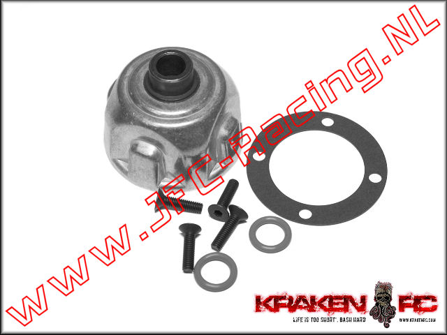 KV2258, VEKTA.5 Alloy Differential Housing Set 1st.