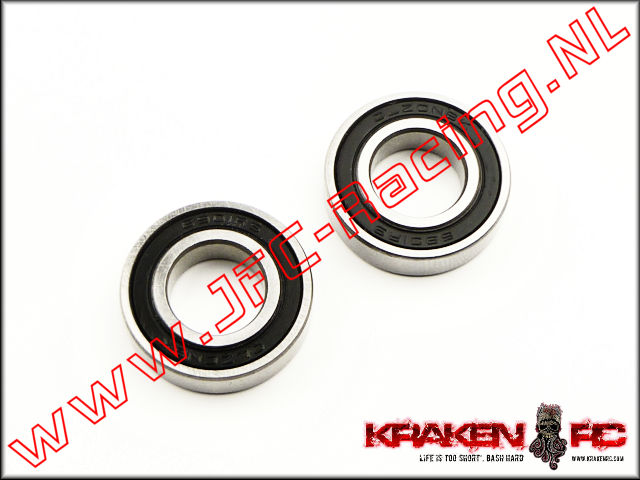 KV3315, VEKTA.5 Wheel Bearing Outside (12 x 24 x 6mm) 2pcs.