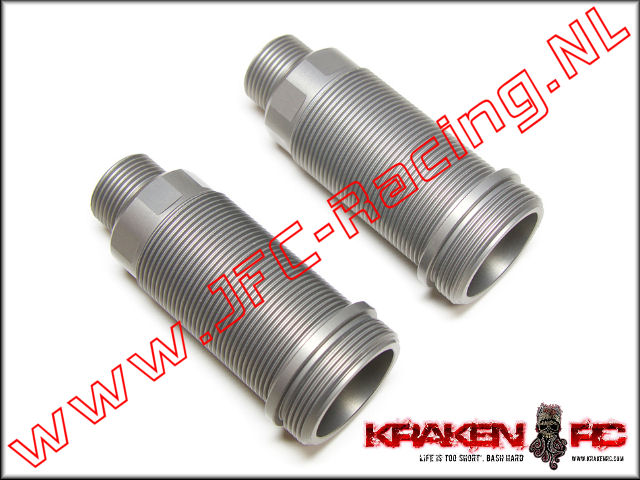 KV5555, VEKTA.5 Aluminum Front Shock Body (set of 2) 1st.