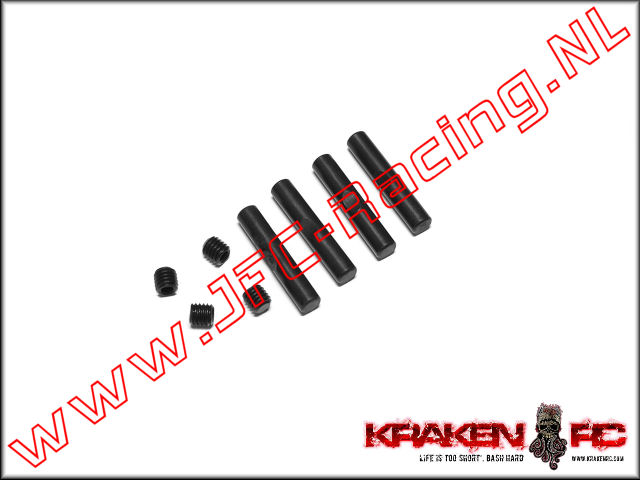 KV9908, VEKTA. 5 Drive shaft pin 4st.