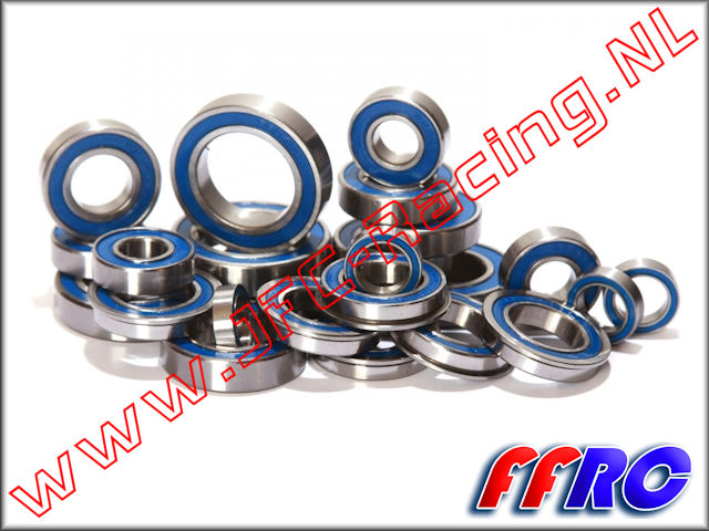 L5T070, FullForce RC Losi 5IVE-T Full Bearing Kit 24 pcs.
