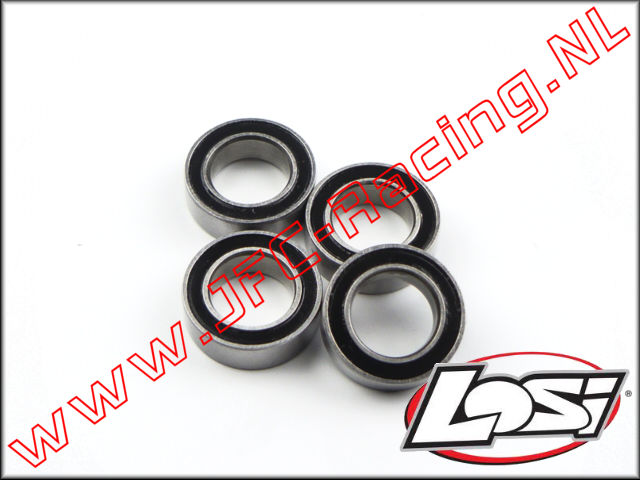LOSA 6946, Servo Saver Bearing (6 x 10 x 3mm)(Losi 5ive-T) 4pcs.