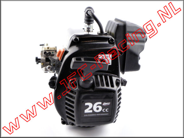 LOSR 5001, Losi 26cc Hi-Performance Engine 1st.