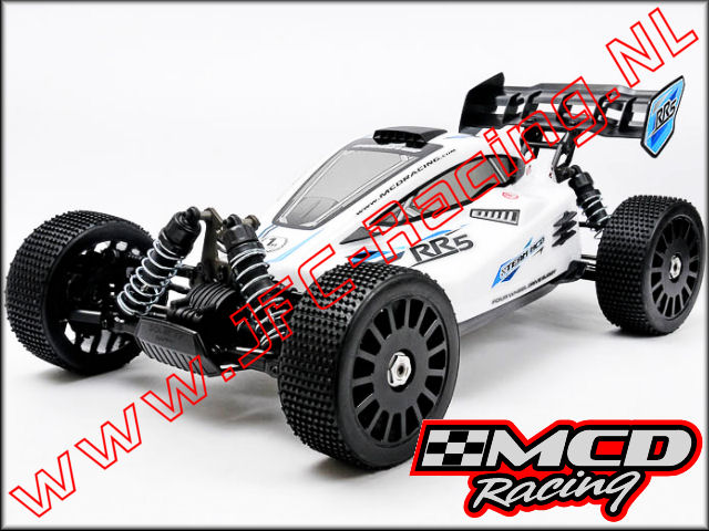 M00512001, MCD RR5 Competition 4WD Buggy (Spec '14)(Rolling Chassis) 1st.