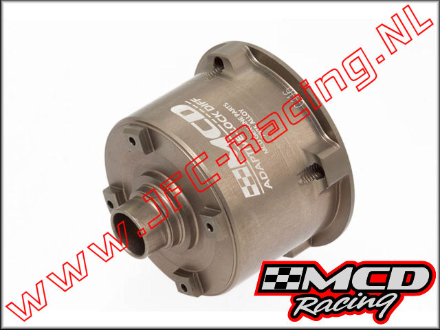 M200402A, LSD Diff. Case Alloy (Opt) 1pcs.