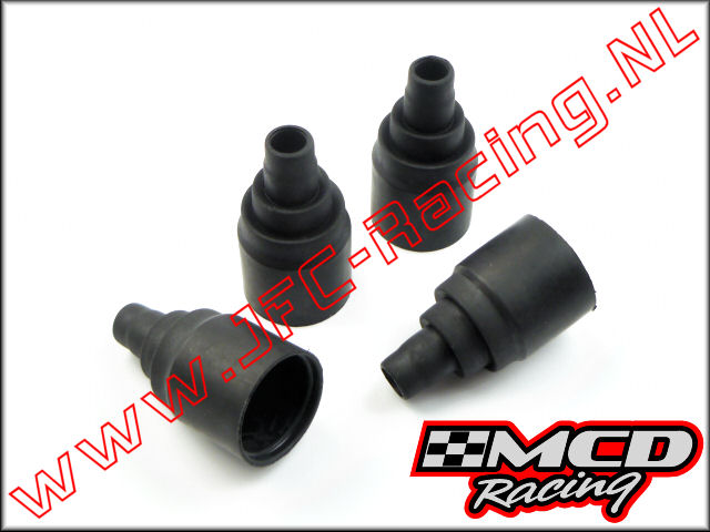 M231201R, F/R Diff. Ball Cup Joint Boot 4st.