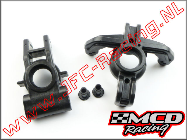 M300601P, Front and Rear Hub with Toe-Inserts 1set.