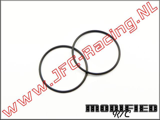 MDF 0251/1, O-rings (Sealed and Booted Brake Discs)(Modified RC) 2st.