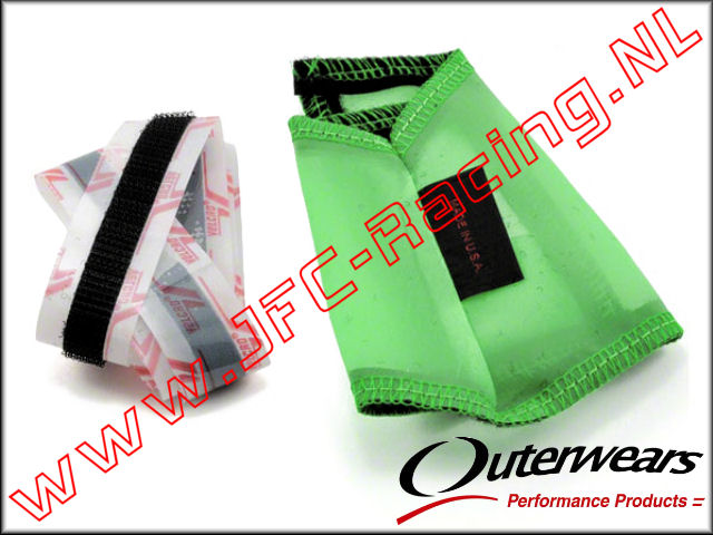 OUT 0161, Outerwears Carter / Vliegwiel  Hoes (<FONT COLOR=00ff00>Groen</FONT>) 1st.