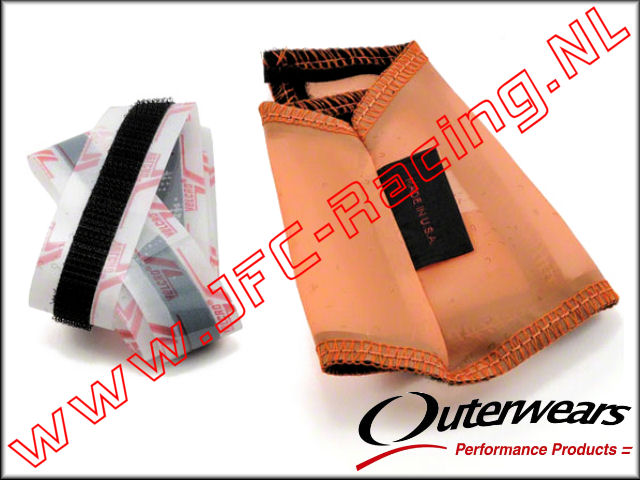 OUT 0165, Outerwears Carter / Vliegwiel  Hoes (<FONT COLOR=ff7301>Orange</FONT>) 1st.