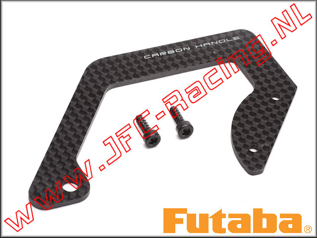 <BR>P-EBT3334, Futaba 7PX Carbon Handle E-Top 1pcs.