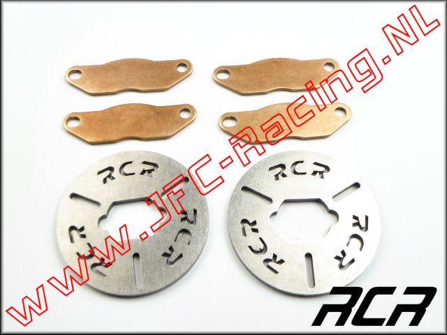 RCR 0604, RCR Brake Upgrade Kit (Losi 5ive) 1pcs.