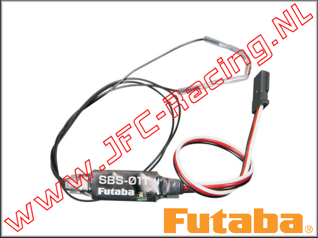 SBS-01T, Futaba Temperature Sensor (Telemetry System) 1pcs.