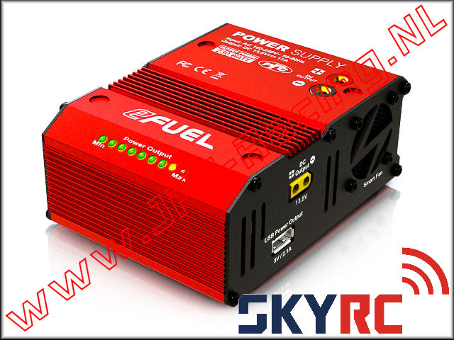 SK200017, SkyRC Power Supply eFuel 230W 17A 1st.