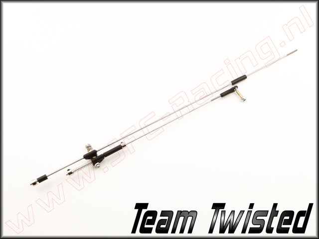 TTRC 0160, Gas/Rem Stang Set (Team Twisted)(HPI Baja 5B/5T/5SC) 1st.