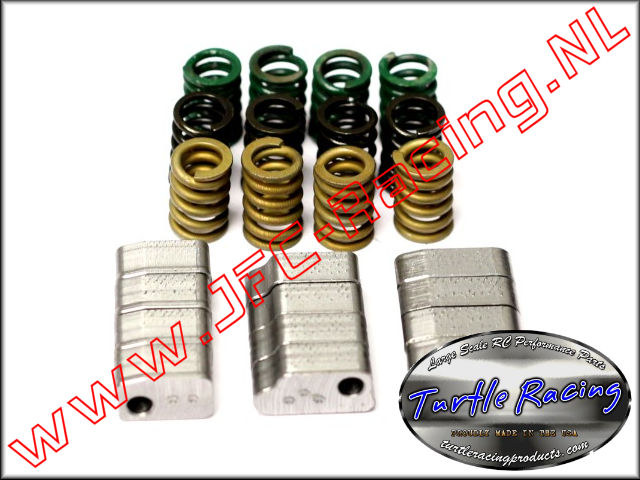 "TUR 0059, Tuning Kit for Turtle Racing ""Snapper"" Clutch 1pcs."