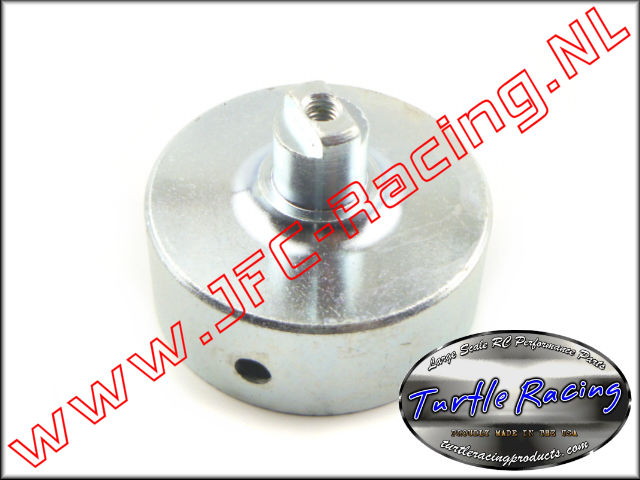 TUR 1001, Solid Clutch Bell  (15mm)(V2 / V1 Turtle Racing Clutch Systems) 1pcs.