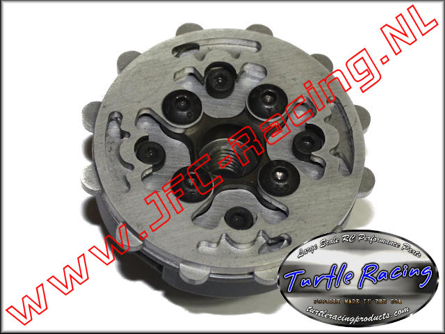 "TUR 3002, Turtle Racing ""Snapper"" Clutch With Carbon Discs (HPI Baja / Losi 5ive/DBXL)(Short Version) 1pcs."